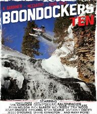 Motoslitta Video Boondockers 10 DVD Extreme Back Country Snowmobiling