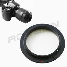 62 MM 62MM Macro Reverse Lens Adapter for CANON EOS EF MOUNT SLR DSLR camera