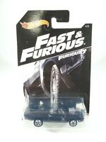 HOT WHEELS '70 DODGE CHARGER R/T FAST FURIOUS 7 NEW NOC 1/64 DIECAST