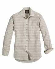 Musto Mens Twill Check Shirt Heath- Various Sizes Available CS1010