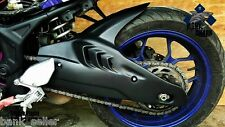 Cover Swingarm For Yamaha YZF R25 R3 SHARK Model Frame Rear Chain Fairings