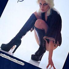 BEAUTIFUL ORIGINAL 1978 CHERIE CURRIE BEAUTY SKIN DEEP VINYL LP THE RUNAWAYS