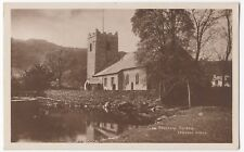 Lake District; Grasmere Church RP PPC, Unposted, From Abraham's Series