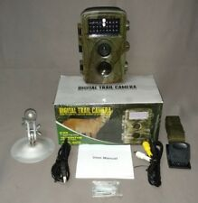 hunting trail game camera - infrared scouting cameras 8mp 720p ip66 waterproof
