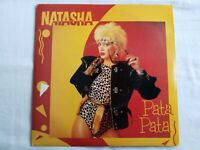 """Natasha - Pata Pata 7"""" Vinyl Single"""