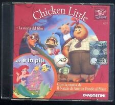 V 100908 de agostini walt disney chicken little