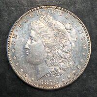 1878-S Morgan Silver Dollar - High Quality Scans #i610