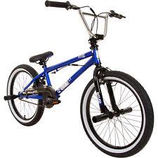 """20 Zoll BMX Bike Fahrrad Freestyle Kinderfahrrad Kind Rad deTOX 20"""" blau"""