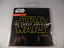 BNIP - Star Wars - The Force Awakens - 10 Gift Tags for Birthday