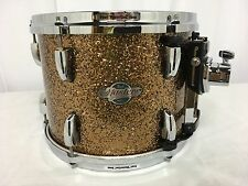 "Pearl Masters BCX 12"" Mounted Tom/Golden Bronze Glitter/Finish #357/Birch Shell"