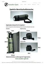 Tasche / Köcher/ Etui f. Spektiv Swarovski / Optolyth f. 30x75 od 30x80 Case