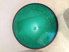 """DIALIGHT 12"""" GREEN LED WORKING TRAFFIC LIGHT INSERT"""