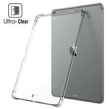 NEW for iPad Mini 5 2019 Case Clear Soft Flexible TPU Skin Back Cover Protector
