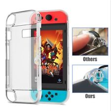 For Nintendo Switch Shockproof Anti-Scratch Protective Clear Hard Case Cover