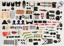 Gi Joe HUGE original lot of vehicle parts Hasbro