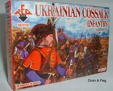 Redbox 72116 ucraniano cosaco (infantería) Set 3. 16th Century. escala 1/72