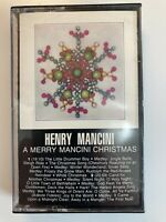 A Merry Mancini Christmas - Henry Mancini, His Orchestra And Chorus - ANK1-1928