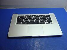 "MacBook Pro 15"" A1286 MC723LL/A OEM Top Case w/ TrackPad Keyboard 661-5481 GLP*"