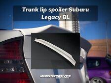 Spoiler ducktail for Subaru Legacy BL 05-09