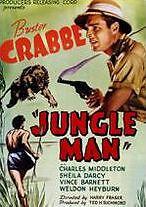 JUNGLE MAN (DRUMS OF AFRICA) - DVD - Region Free - Sealed