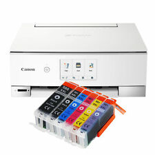 Canon Pixma TS8351 DRUCKER SCANNER KOPIERER WLAN CD-Druck + 6x XXL TINTE NEU