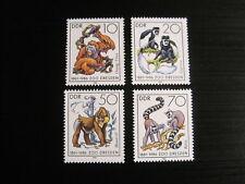 DDR MiNr. 3019-3022 postfrisch (DD 3019-22)