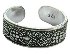 Sterling Silver (925) Adjustable Turtles Toe Ring ! Brand New !