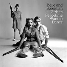 Belle Y Sebastian-Chicas en tiempo de paz quieres bailar (nuevo conjunto de Lp De Vinilo)