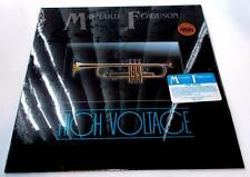 Maynard Ferguson High Voltage 1987 Jazz Intima  33rpm Vinyl LP Factory Sealed