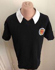 SCORE DRAW Retro Vintage Trikot Shirt Scotland Schottland Copa Toffs Größe L