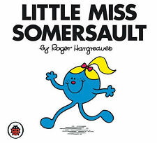Little Miss Somersault Picture Book - Collect the Series, Free Postage