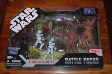 Attack On Kashyyyk-Star Wars 30th Anniversary Battle Packs-5 Figures Darth Vader