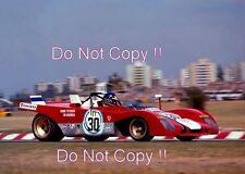 Ronnie Peterson Ferrari 312 PB Buenos Aires 1000 Km 1972 Photograph 2