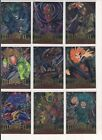 1995 Fleer Marvel Metal Trading Cards / You Pick / Choose From List / bx73