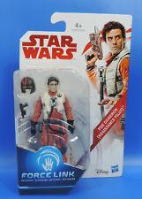 "Hasbro 4"" Action figure 36441 - Star Wars Poe Dameron Resistance Pilot"
