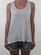 H&M Women's Vest Top, Strappy, Cami No Pattern Casual Tops & Shirts