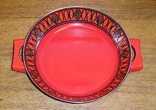 """Modern Silit Design Red Enamelware Frying Pan - 8 1/8"""""""