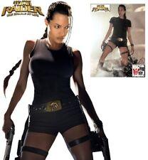Premium Lara Croft (Angelina Jolie) 1:1 Replica Statue / Figur – Life-Size