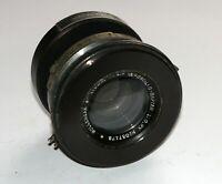 RARE ARTISTIC WOLLENSAK OSCILLO-RAPTAR 75 mm 1.9 IN ALPHAX SHUTTER