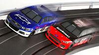 BRAND NEW! Tomy AFX Mega G+ Stock Car Twin Pack (2 cars) HO Slot Cars #22041