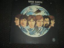 Rare Earth - One World 1971 USA Gatefold Orig. VG+/VG+