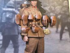 Guerre histoire armée japonaise Taisho artilleur Mains X 8 loose échelle 1/6th
