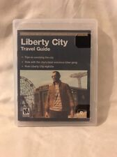 Grandtheft Auto Five The Episodes From Liberty City Ps3 Edition With Map