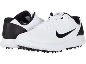 Nike Infinity G Golf Shoes Sneakers White/Black CT0535-101 Men Size Wide New