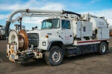 1995 Ford L8000 Sewer Vac Suction Truck Vac-Con Vacuum #2820