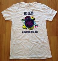 BNWOT CHILDREN OF THE 80S T-SHIRT IBIZA 2017 - M MEDIUM WHITE IBIZA CLUB POSTERS