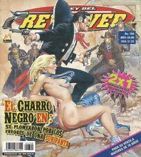 LA LEY DEL REVOLVER MEXICAN COMIC #709  MEXICO SPANISH WESTERN HISTORIETA 2010