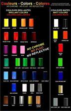 LISERET JANTE YZF STICKER AUTOCOLLANT Livré en 24h 23 couleurs au choix
