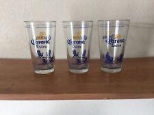 Corona Beer Glass Set Of 3