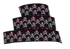 28mm Allys Bazaar Buccaneer (Pirate) Woven Ribbon Jacquard Trim Tape sold BTY
